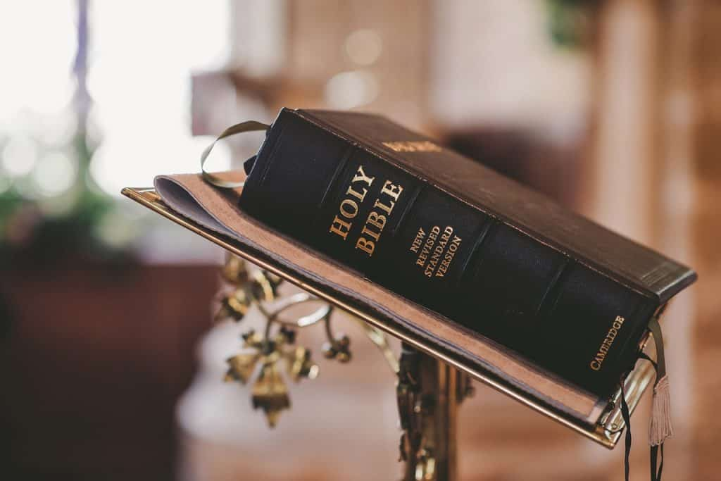 Bible Society Fined for GDPR Breach
