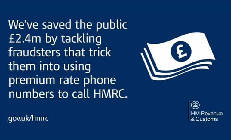 Scamming the public - premium rate calls