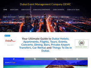 Dubai Event Management Company