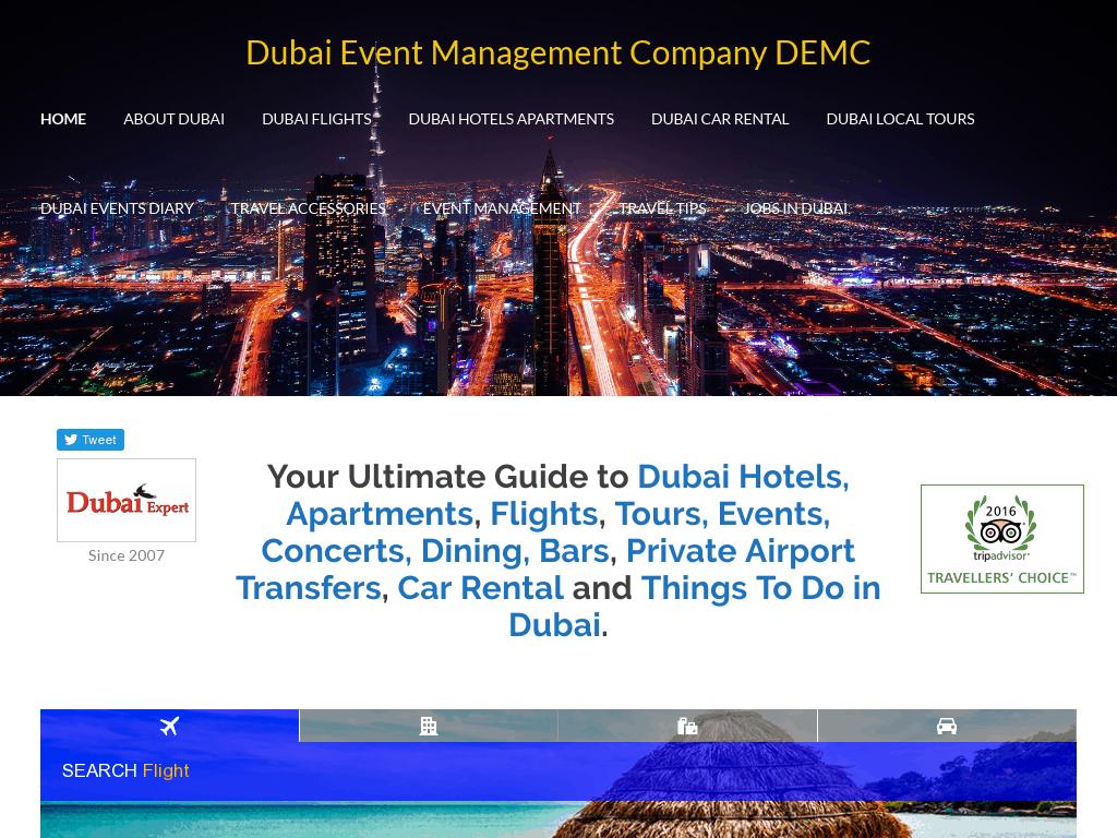 Dubai Event Management Company