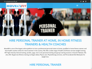 Movenfit Personal Training