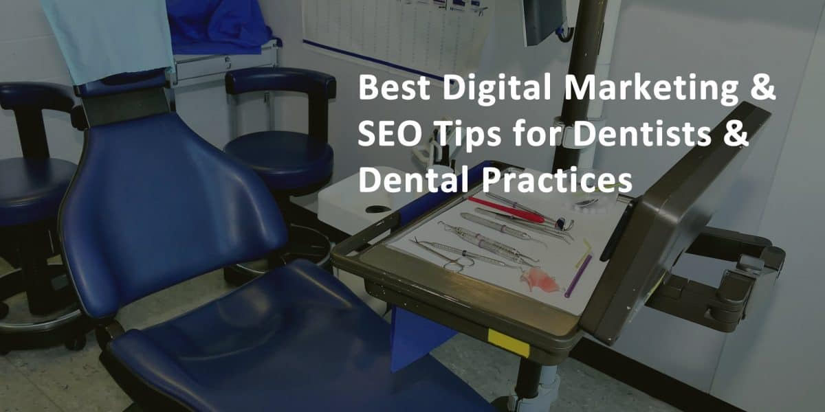 Best SEO Tips For Dentists - Liverpool UK