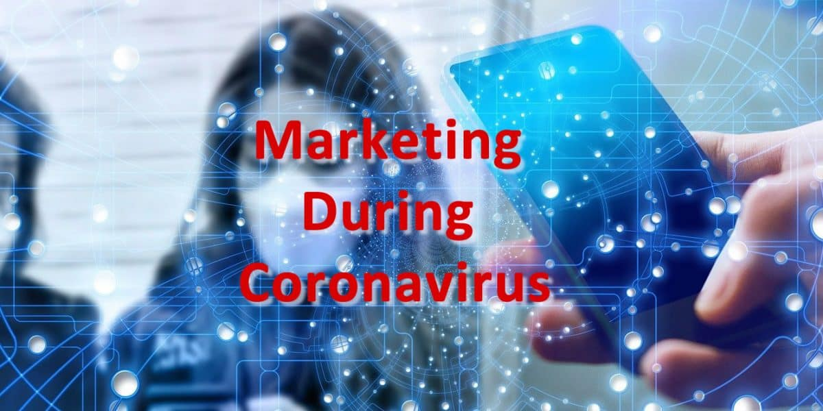 Marketing During Coronavirus Covid-19 SEO Tips