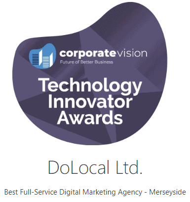 Award winning digital marketing agency Liverpool, Merseyside