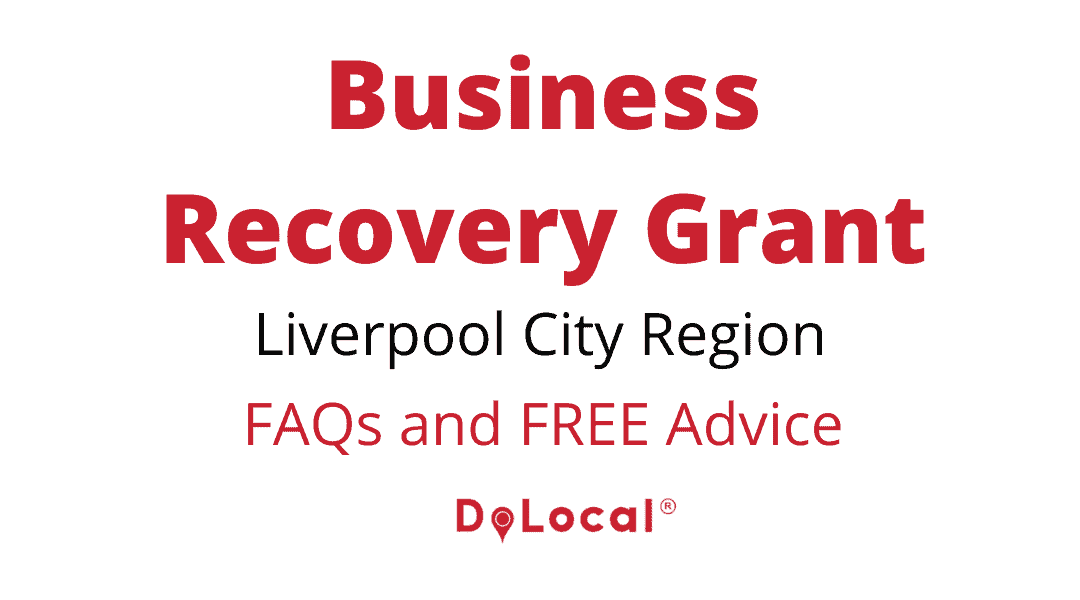 Business Recovery Grant Liverpool