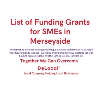Funding Grants Liverpool