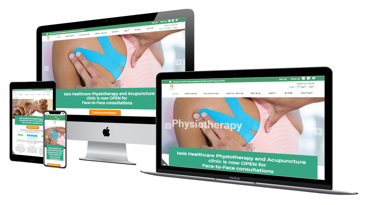 Iasis Healthcare New Website